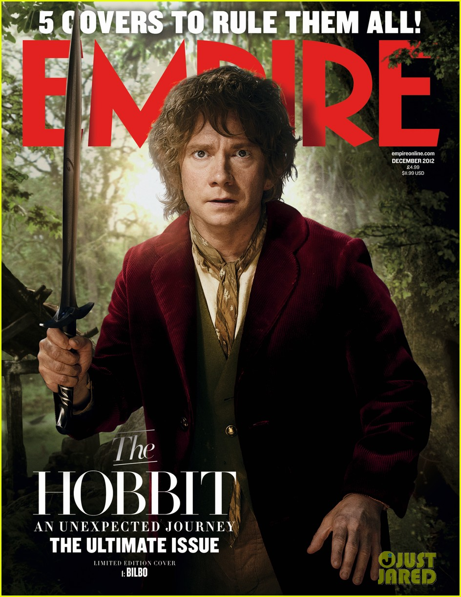 cate blanchett covers empire magazine as galadriel 032743813