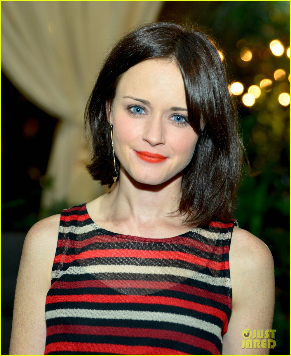 alexis bledel beckley by melissa collection party 032736028