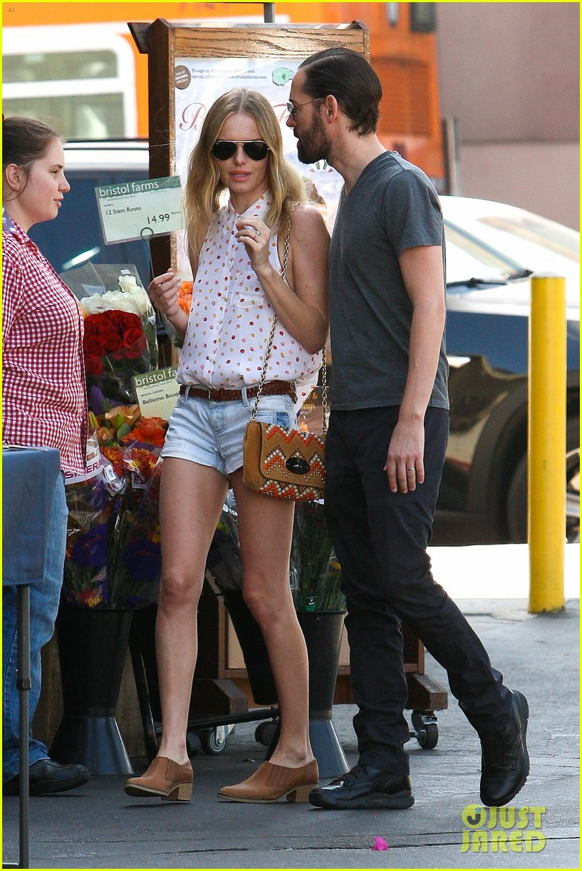 kate bosworth michael polish bristol farms market mates 03