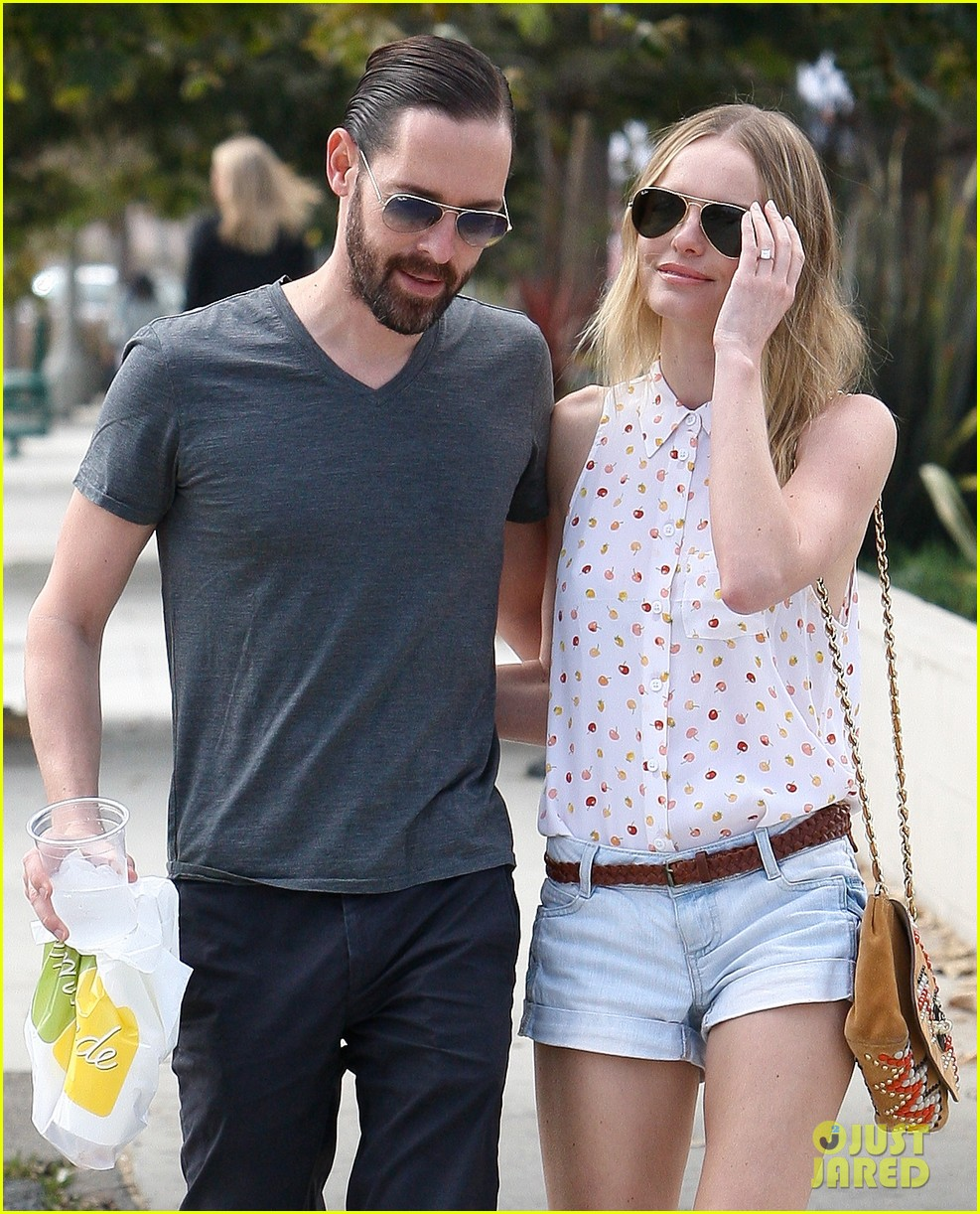 kate bosworth michael polish bristol farms market mates 06