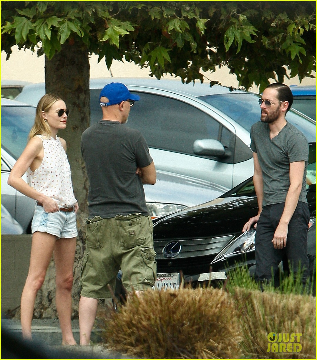 kate bosworth michael polish bristol farms market mates 09