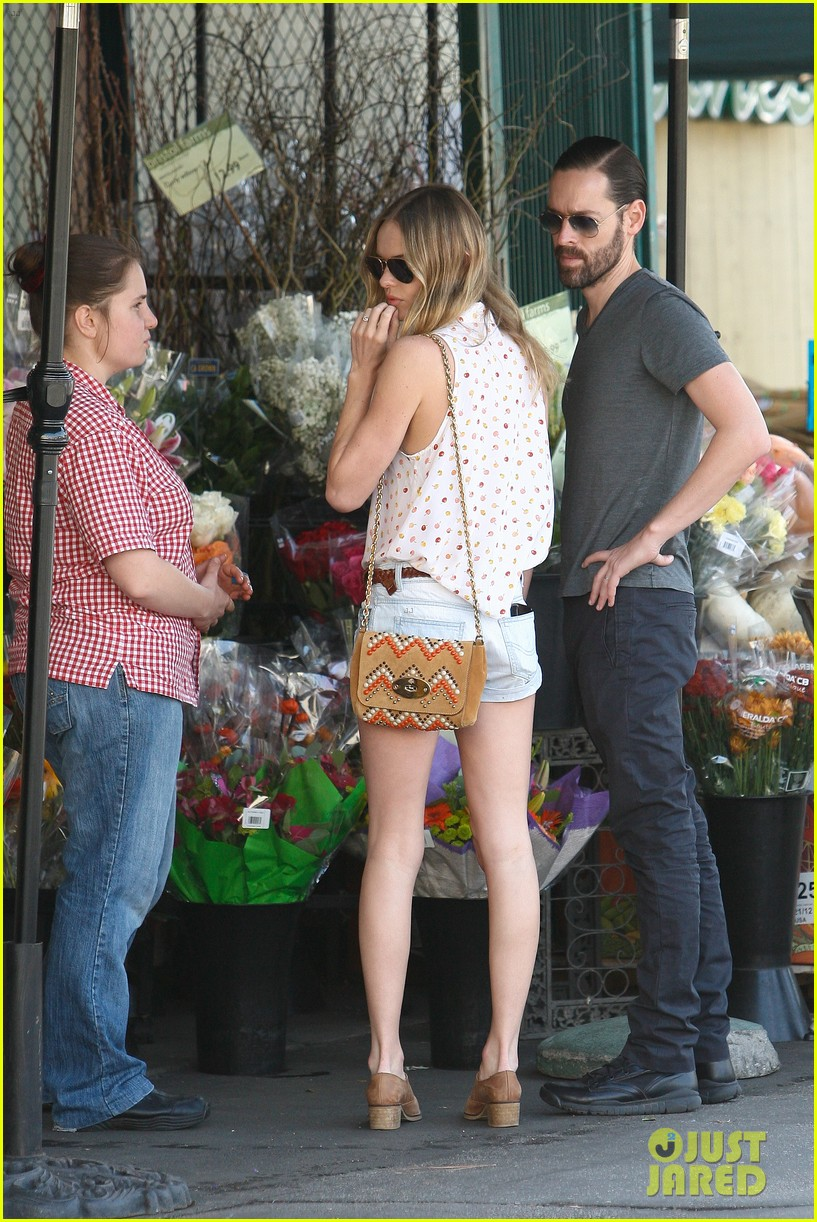 kate bosworth michael polish bristol farms market mates 22