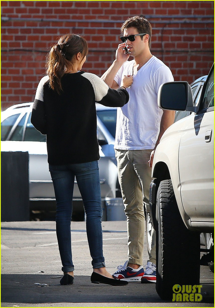 joshua bowman ashley madekwe furniture shopping 242744028