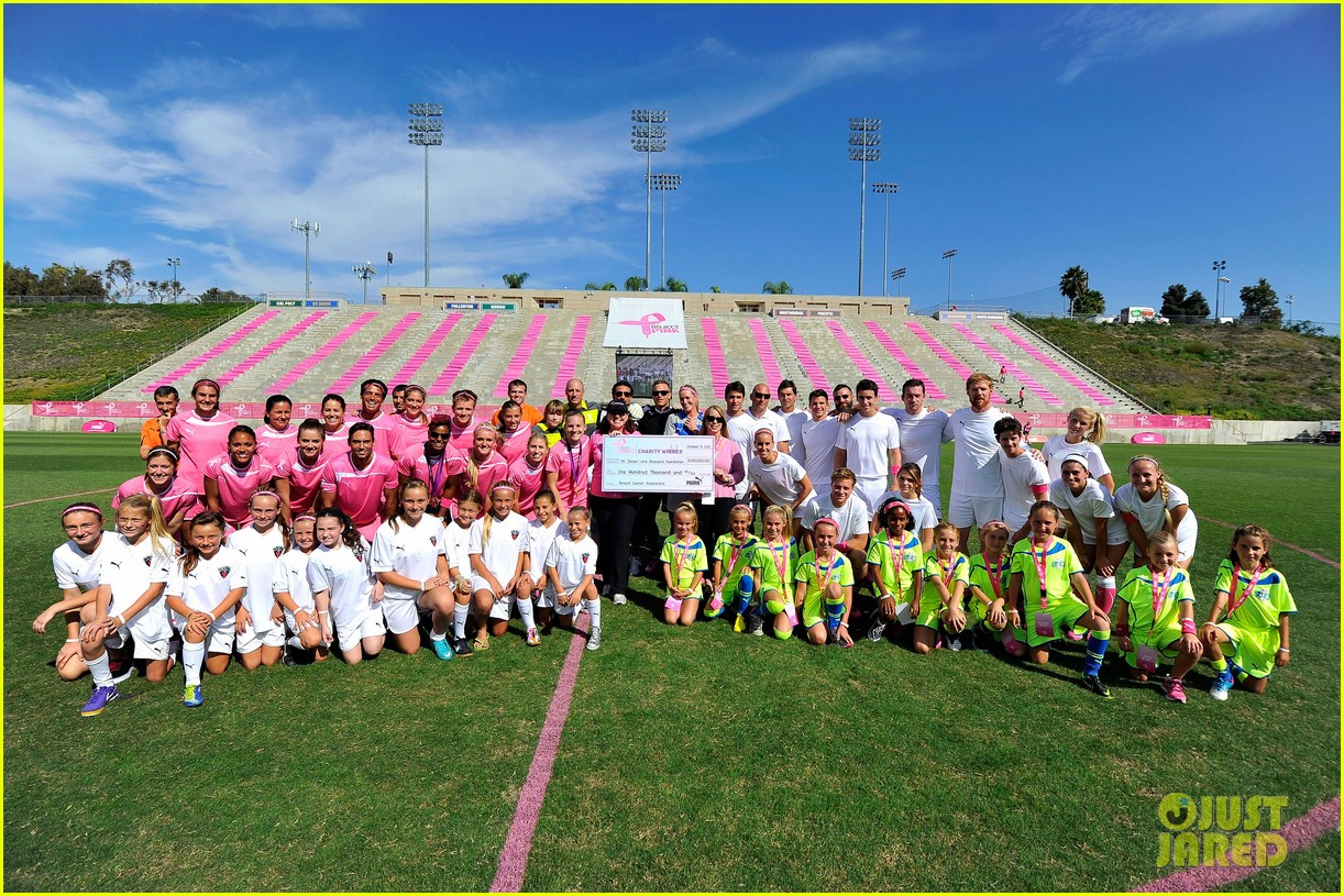 joshua bowman puma pink project initiative 042738665