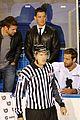 michael buble bieksas buddies charity hockey game 22