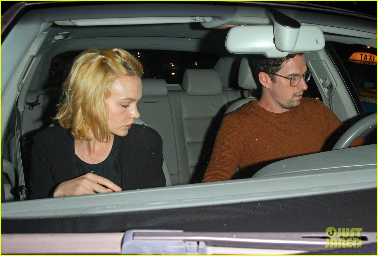 carey mulligan chateau marmont night out 032738012
