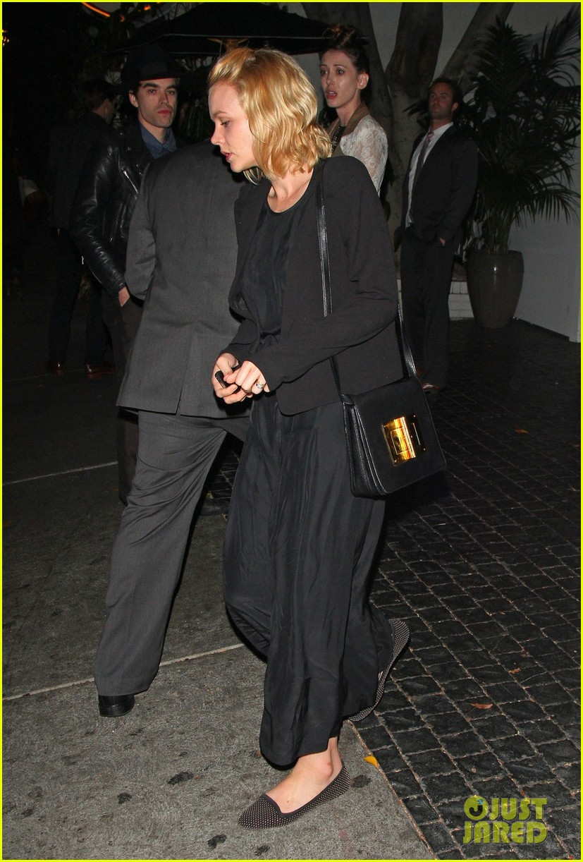 carey mulligan chateau marmont night out 042738013