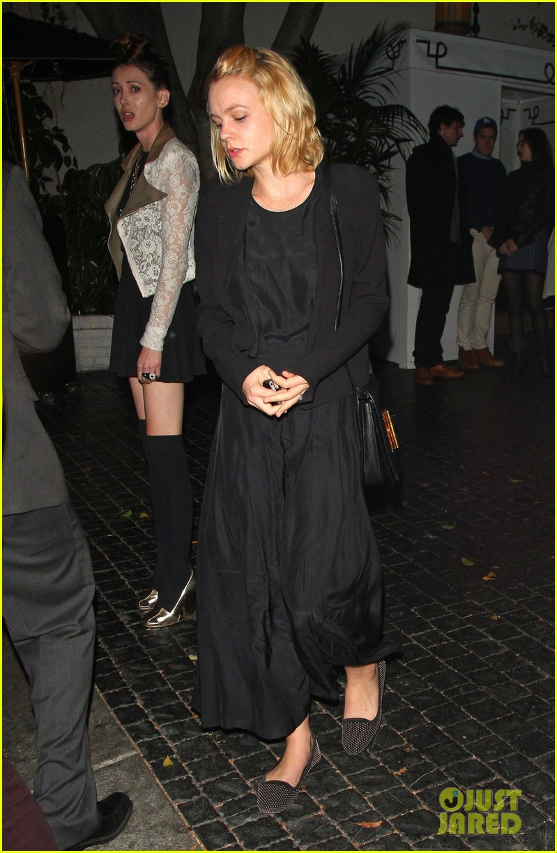 carey mulligan chateau marmont night out 062738015