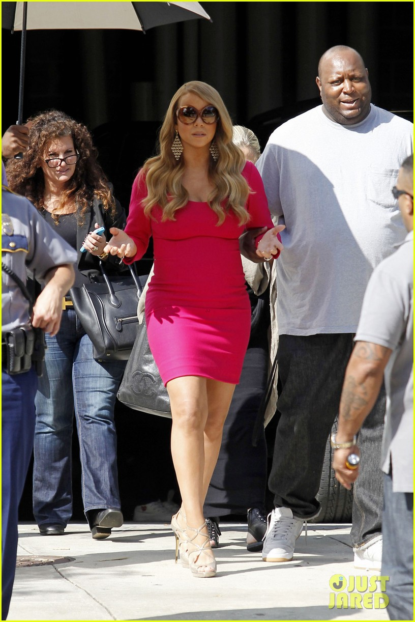 mariah carey nick cannon family day with dem babies 052734159