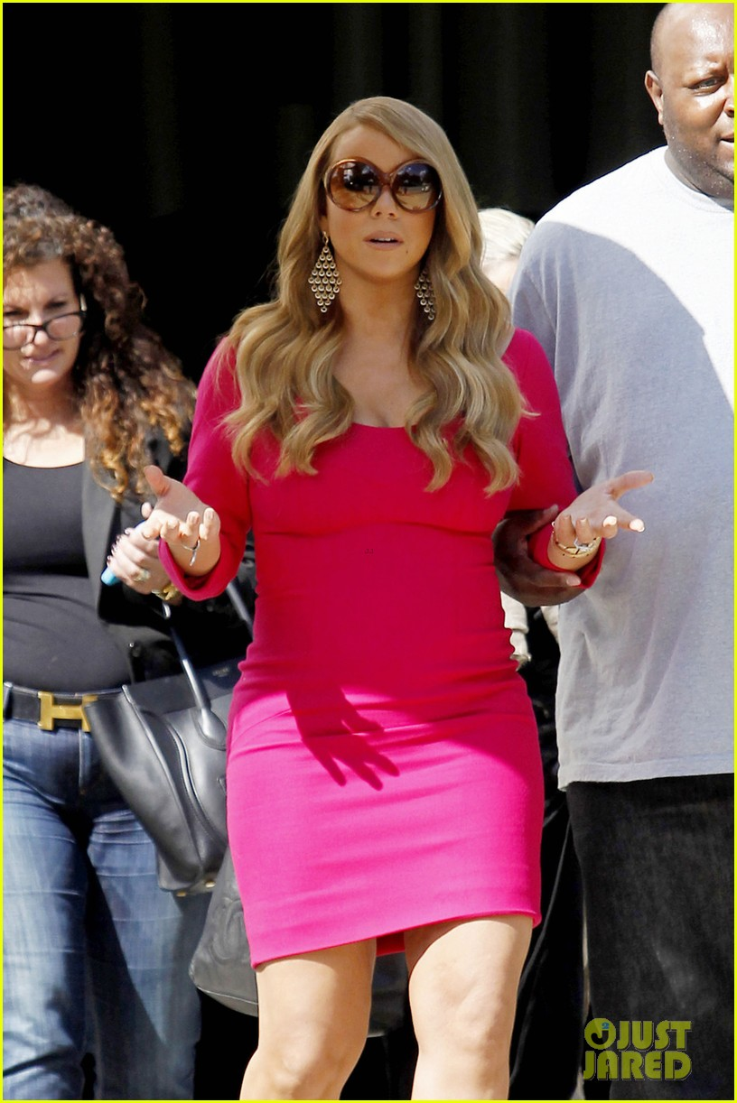 mariah carey nick cannon family day with dem babies 062734160