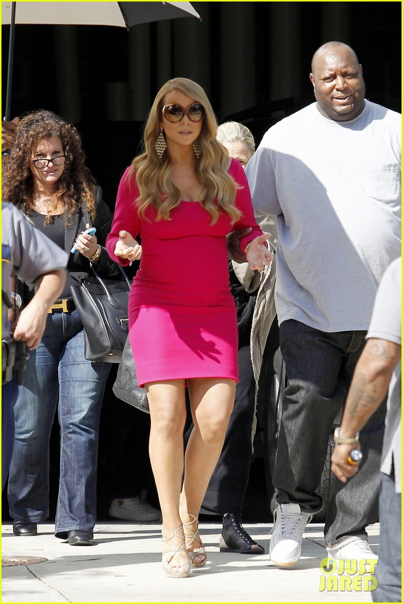 mariah carey nick cannon family day with dem babies 072734161