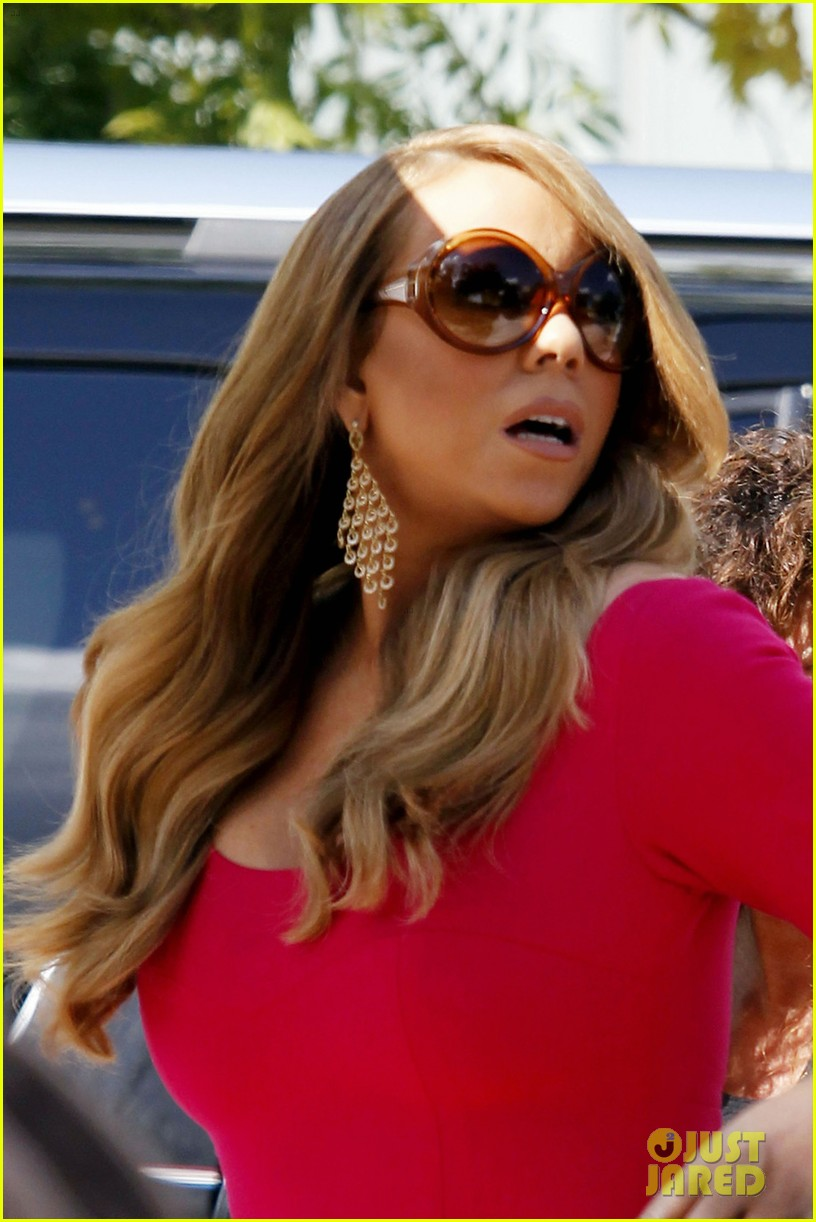 mariah carey nick cannon family day with dem babies 08