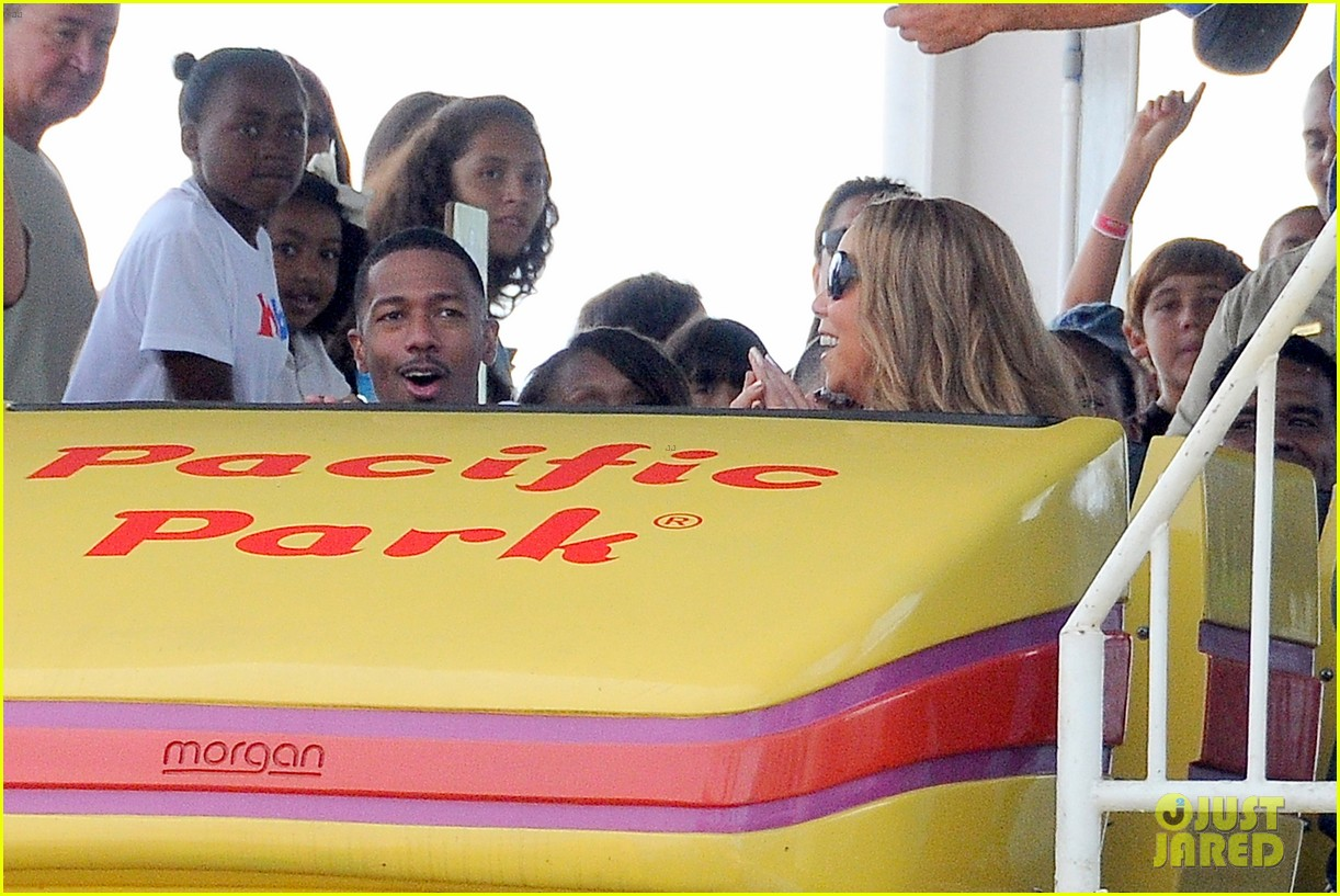 mariah carey nick cannon family day with dem babies 272734181