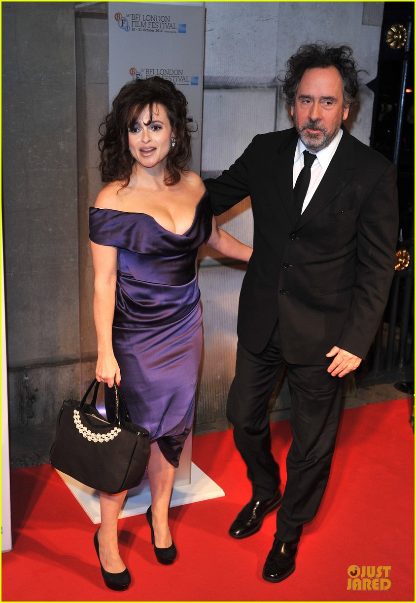 helena bonham carter tim burton bfi london film festival awards 012741642