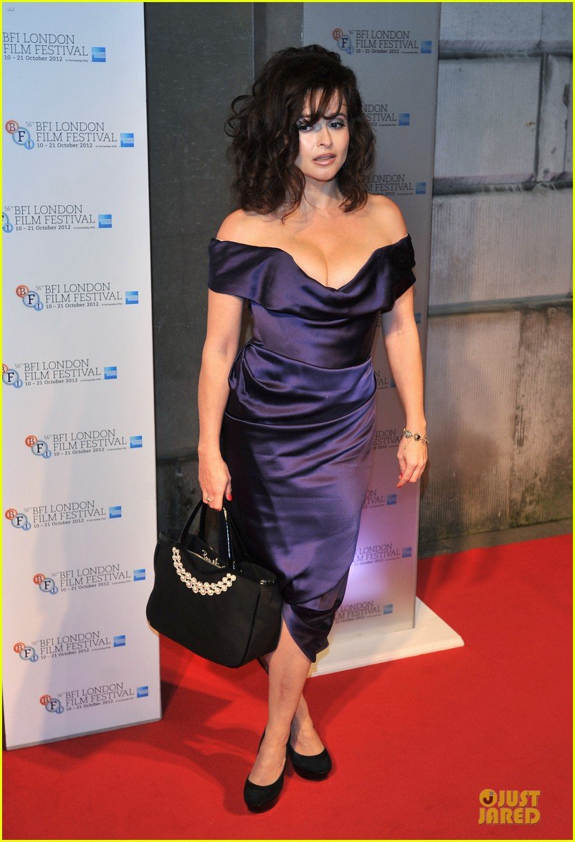 helena bonham carter tim burton bfi london film festival awards 032741644