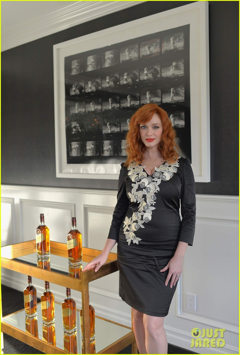 christina hendricks house of walker surprise guest 052740967