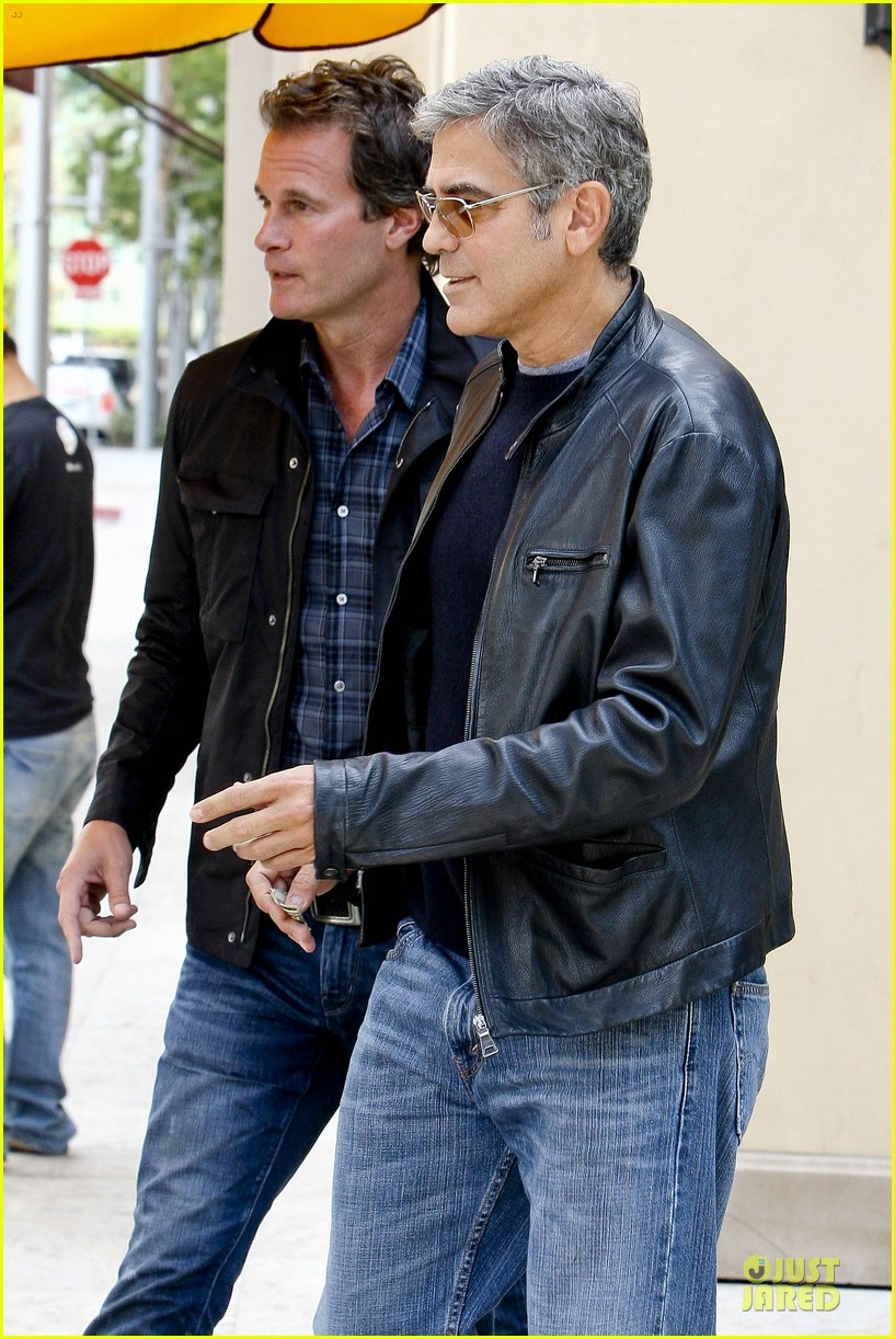 george clooney 58000 lunch date 042737283