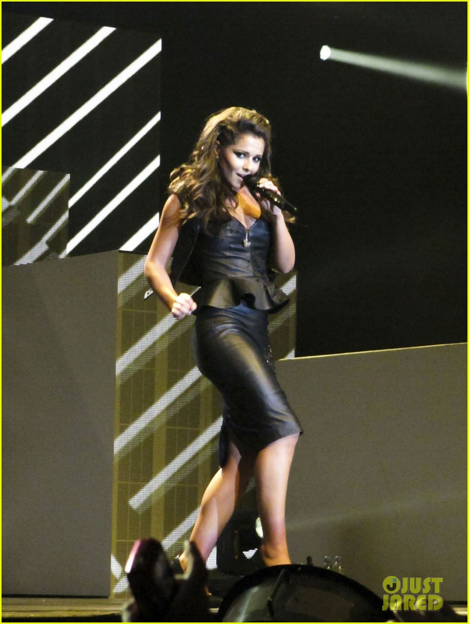 cheryl cole a million lights arena tour opening night 012732898