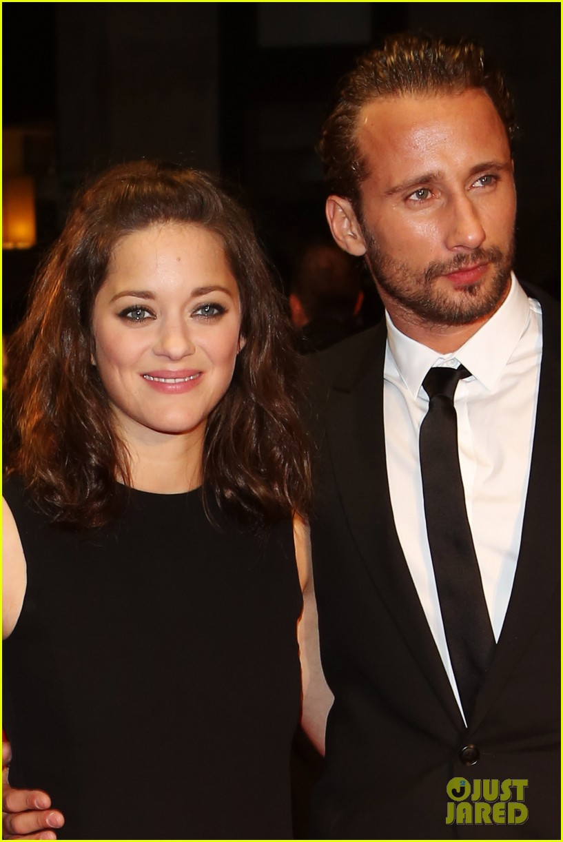 marion cotillard rust and bone london premiere 022737574