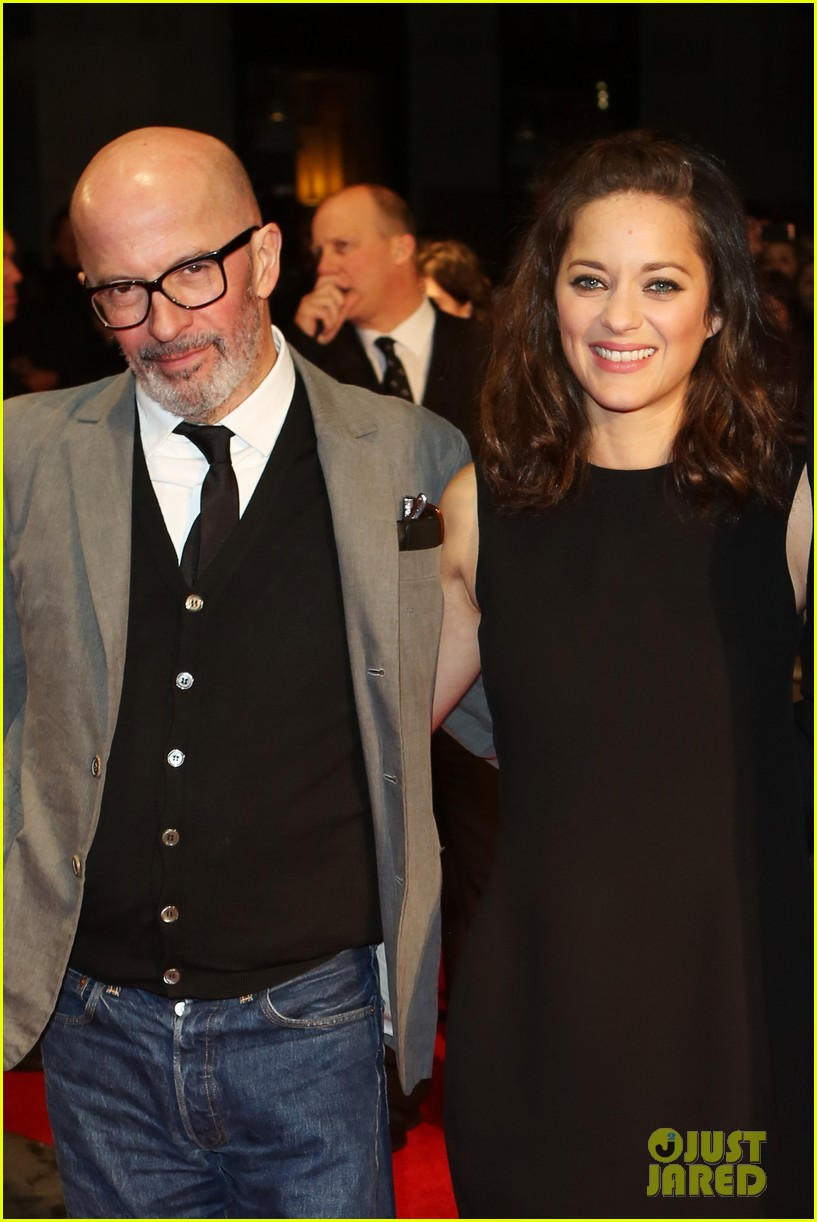 marion cotillard rust and bone london premiere 042737576