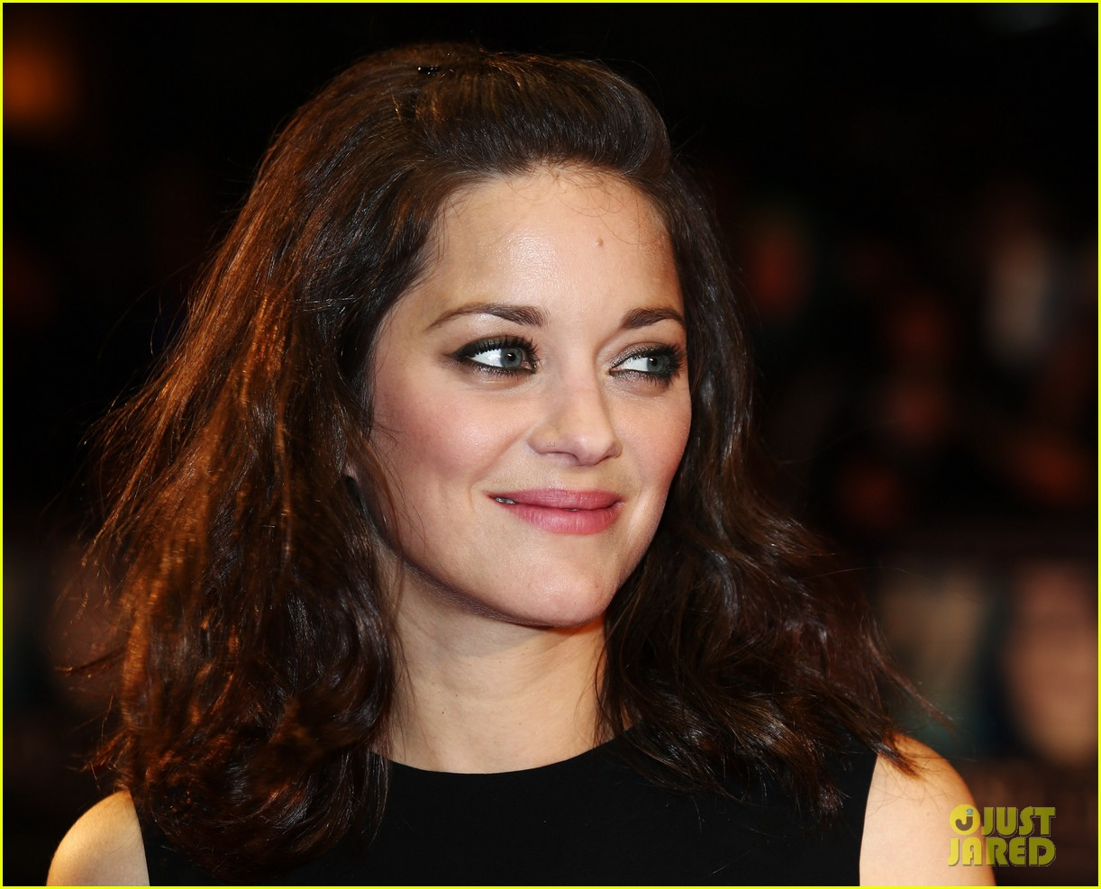marion cotillard rust and bone london premiere 082737580