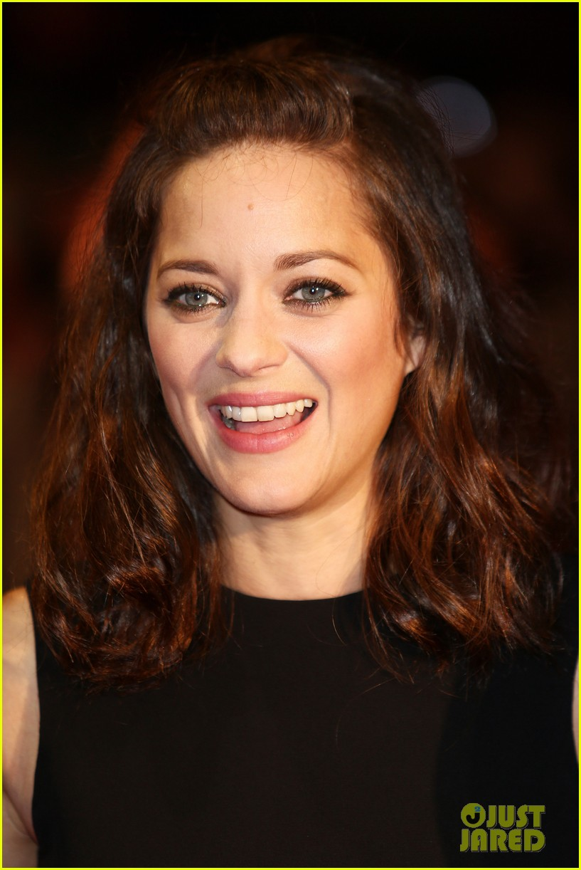 marion cotillard rust and bone london premiere 112737583