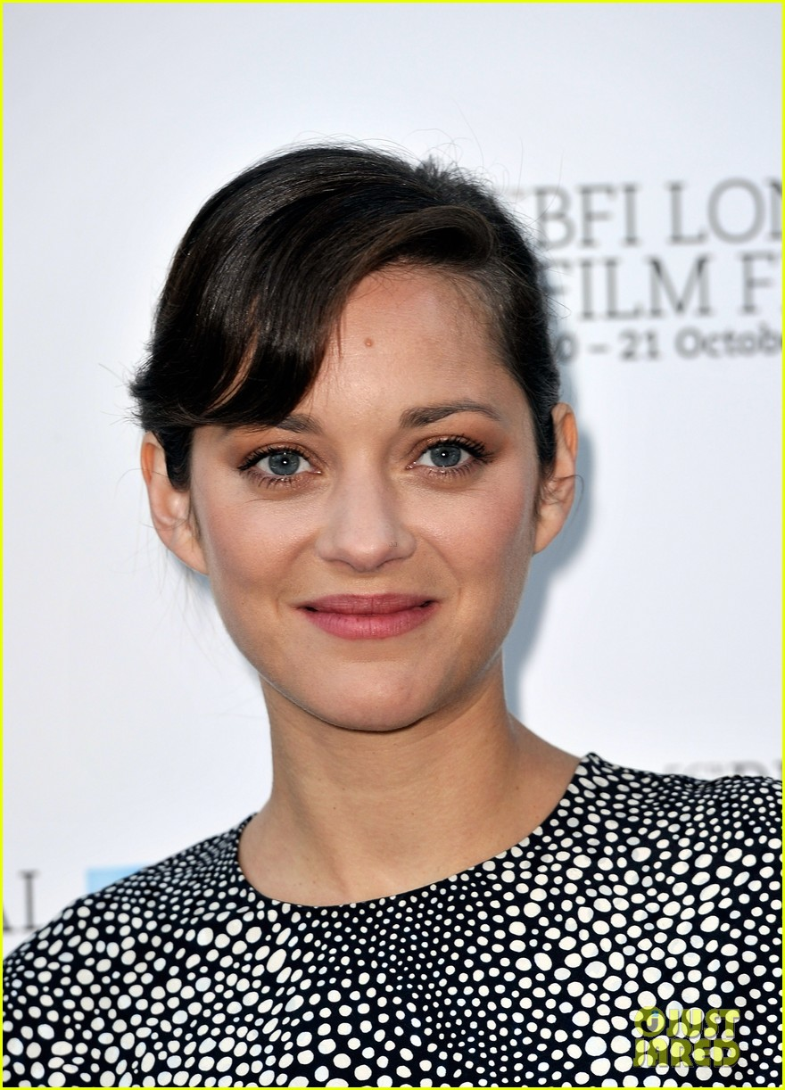marion cotillard london film festival screen talk 022737988