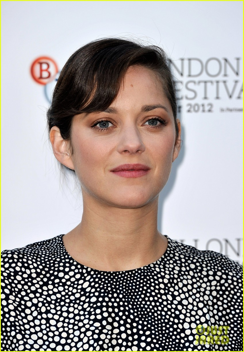marion cotillard london film festival screen talk 112737997