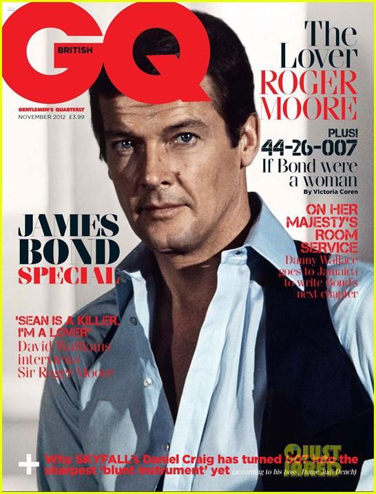 daniel craig covers british gq james bond special issue 042731695