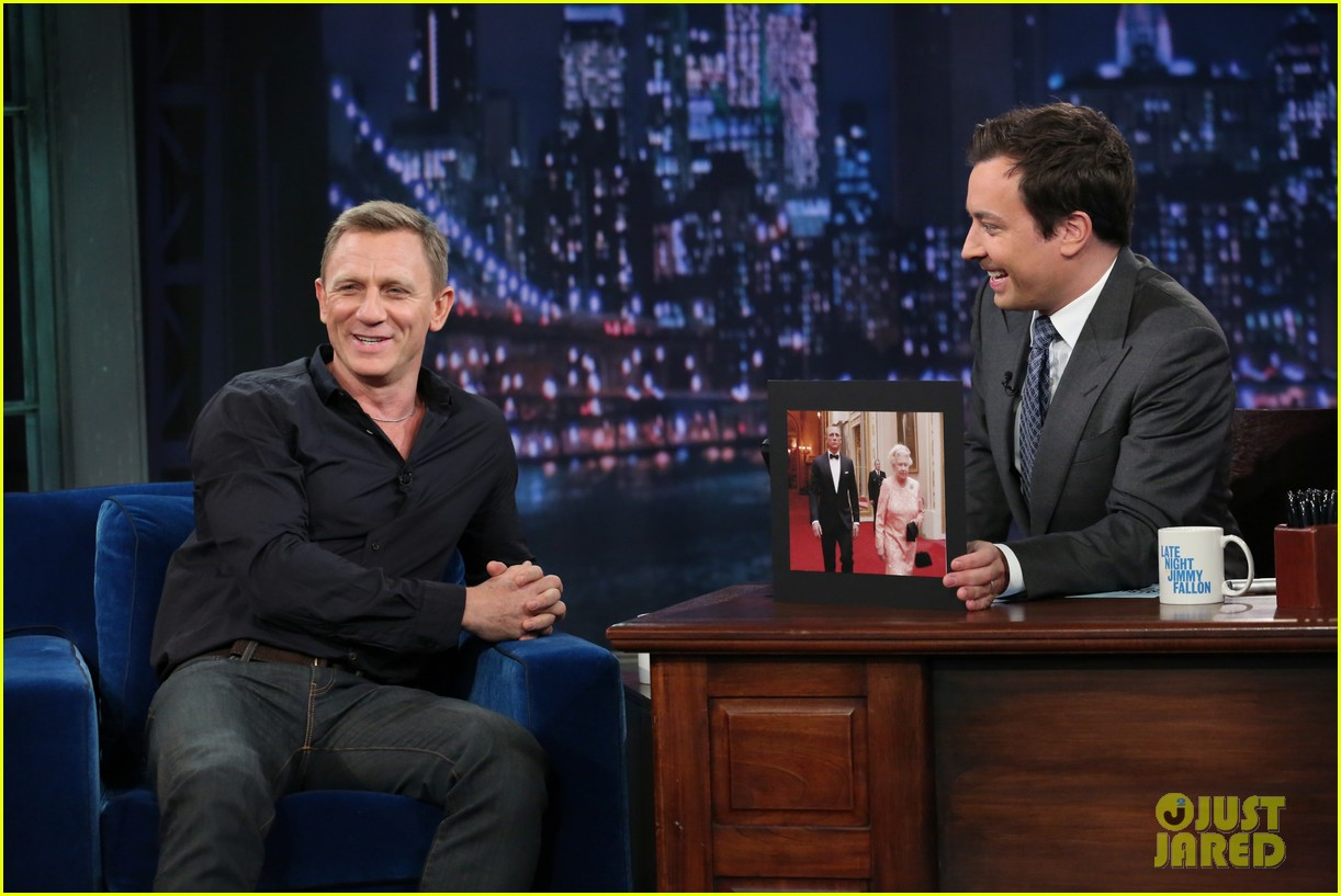 daniel craig late night with jimmy fallon visit 052733262