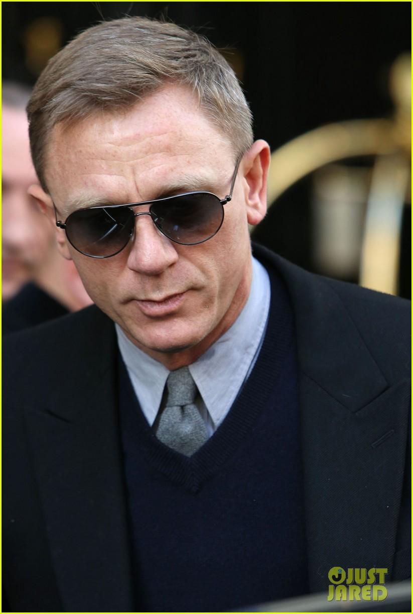 Daniel Craig Names His Choice For Next Bond Star Photo 2745539