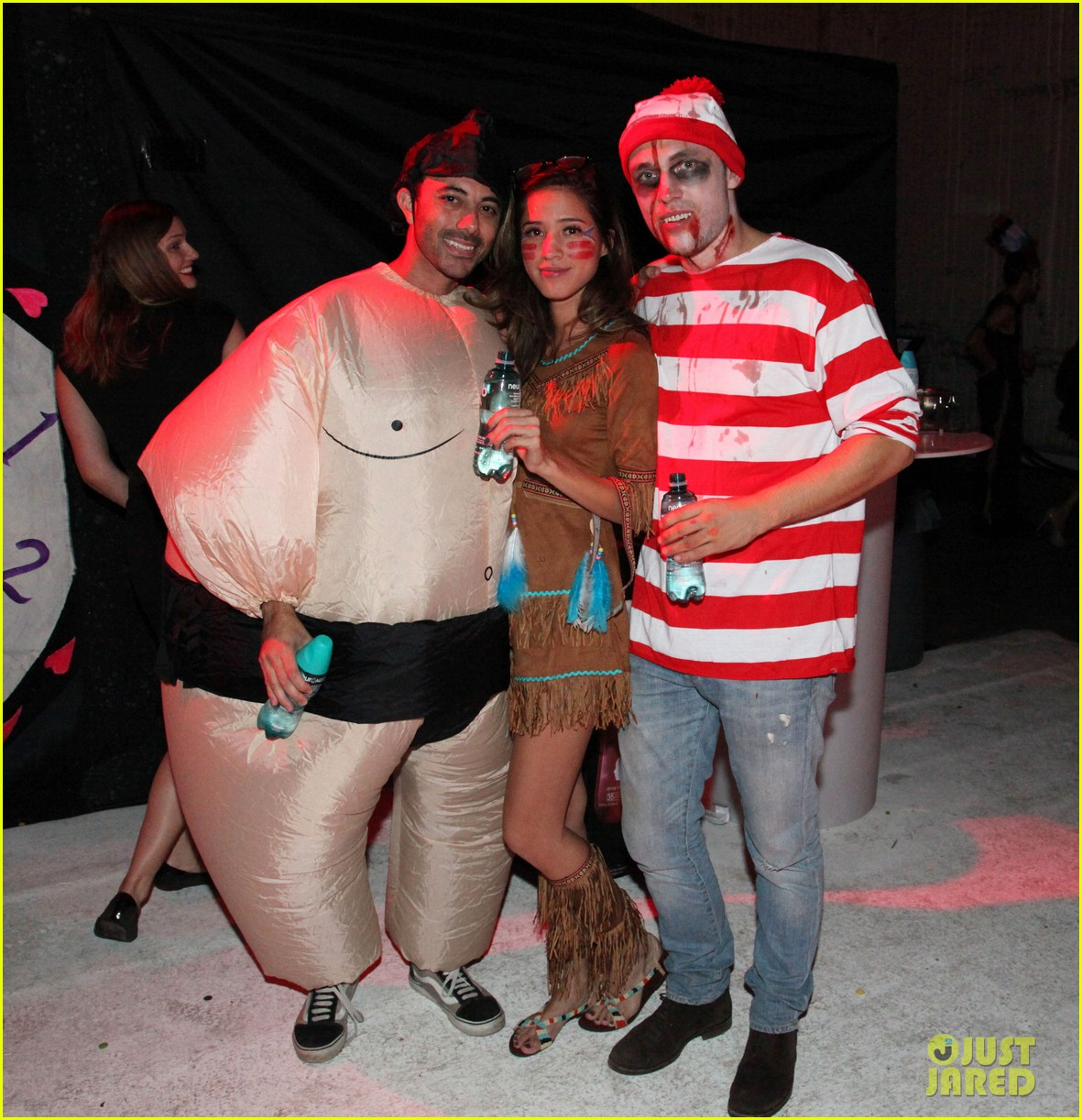 connor cruise just jared halloween party 2012 012747699