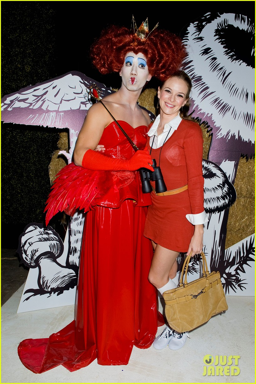 connor cruise just jared halloween party 2012 092747707