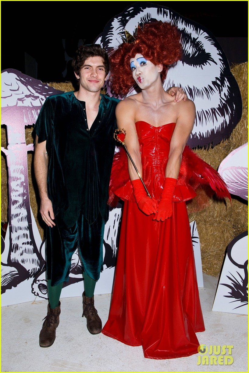 connor cruise just jared halloween party 2012 202747718