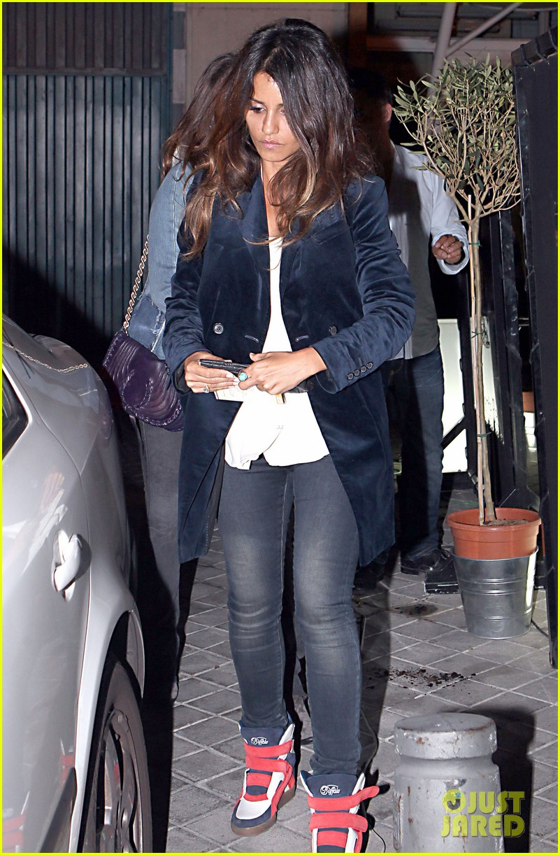 penelope cruz javier bardem dinner with monica and family 012735951