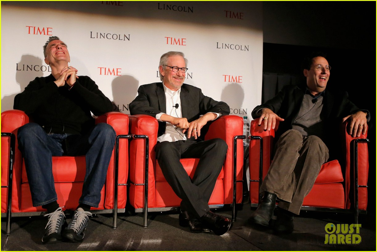 daniel day lewis steven spielberg lincoln screening 092745398