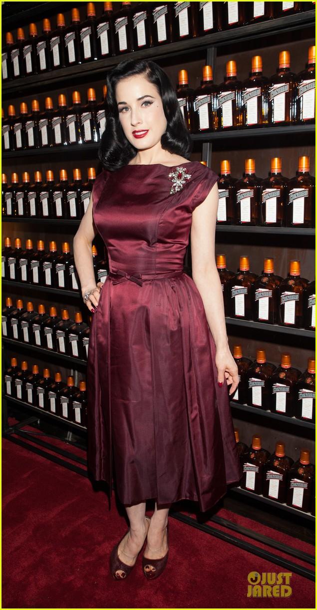 dita von teese cocktail debut in new york 202739625
