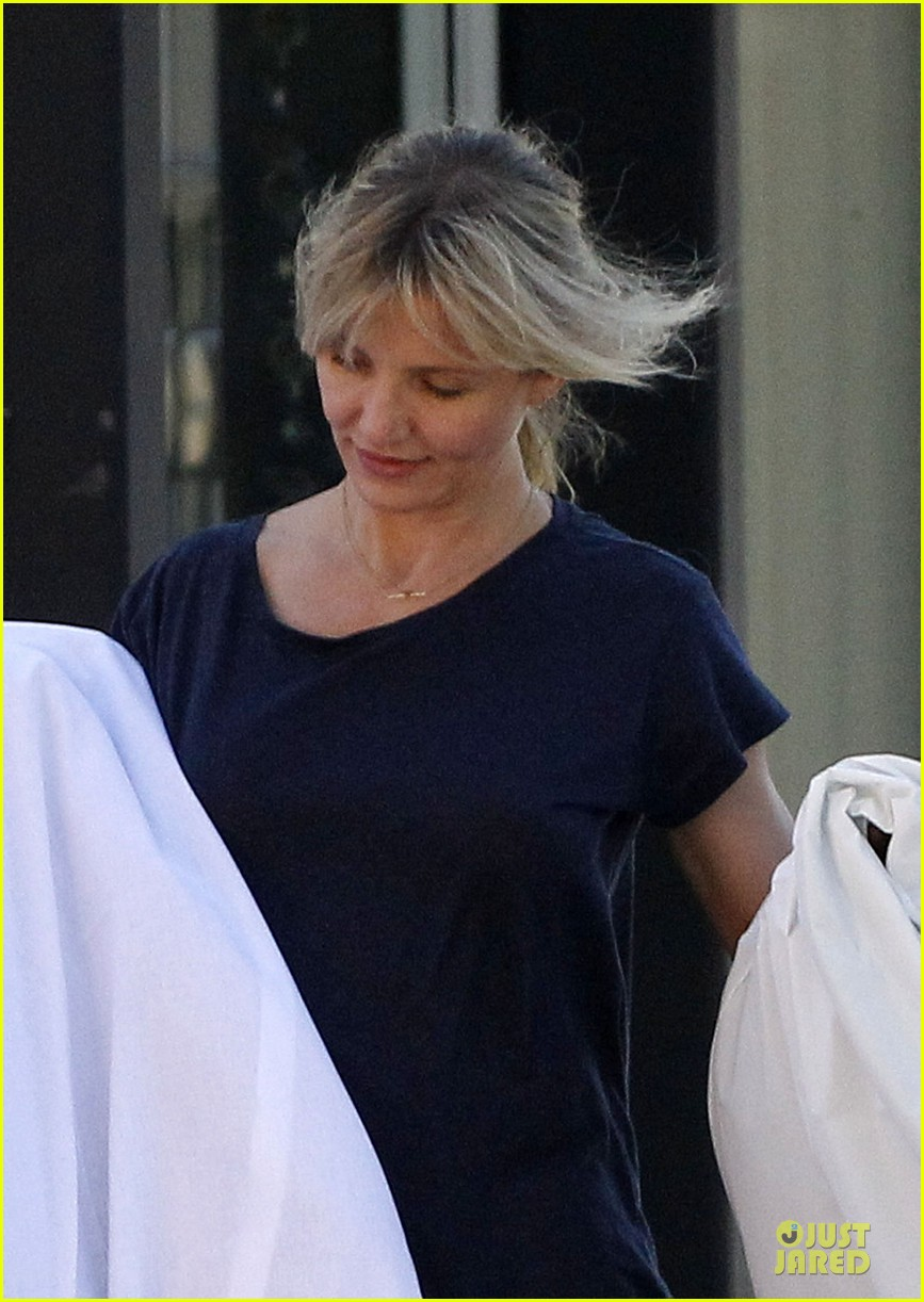 cameron diaz beverly hills shopping trip 062739364