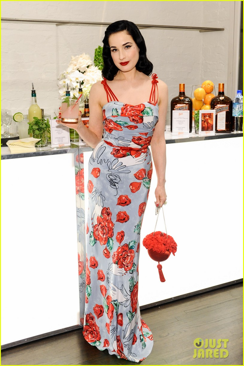 dita von teese launches dress collection los angeles 022741020