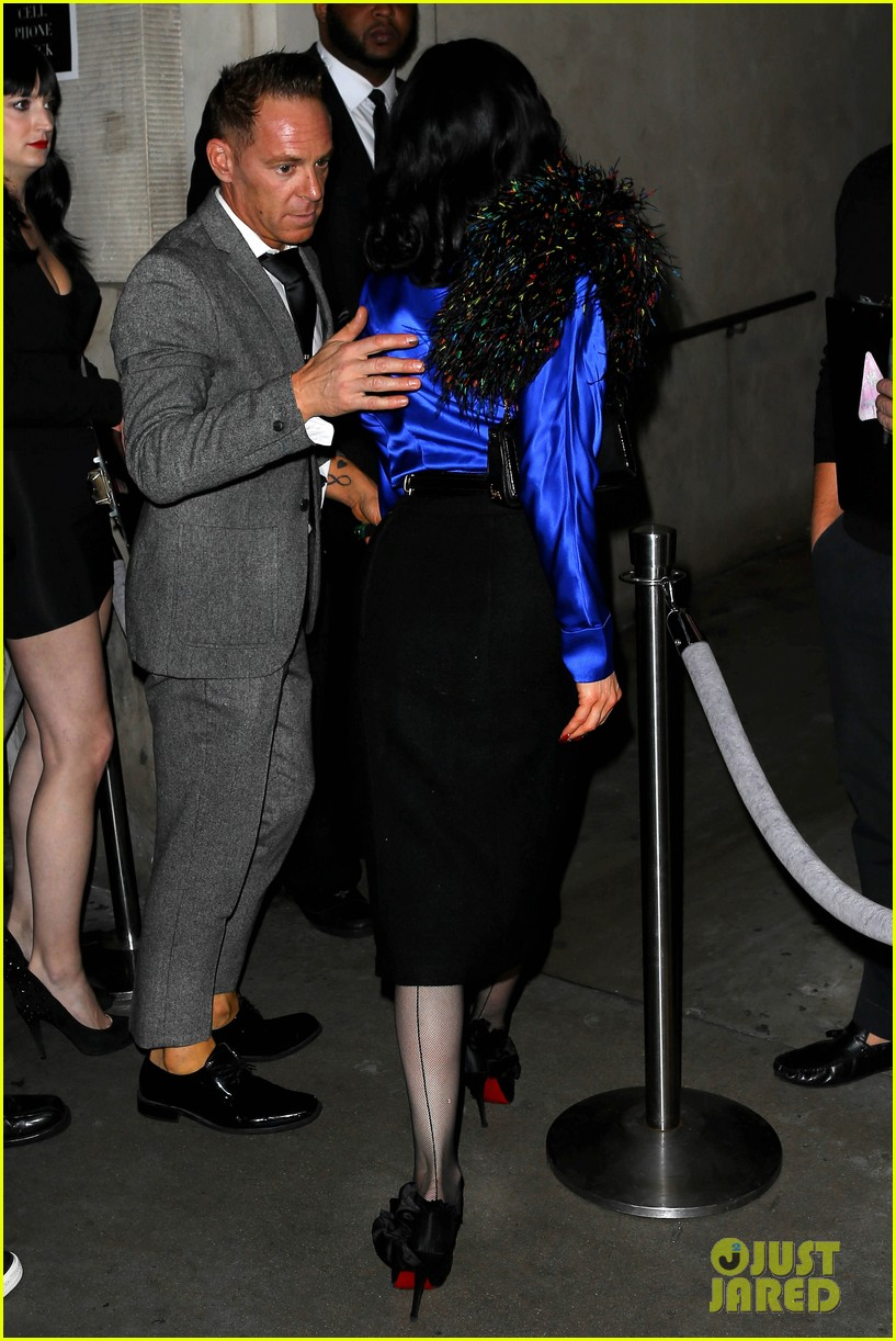 dita von teese prince sayers club performance 102744089