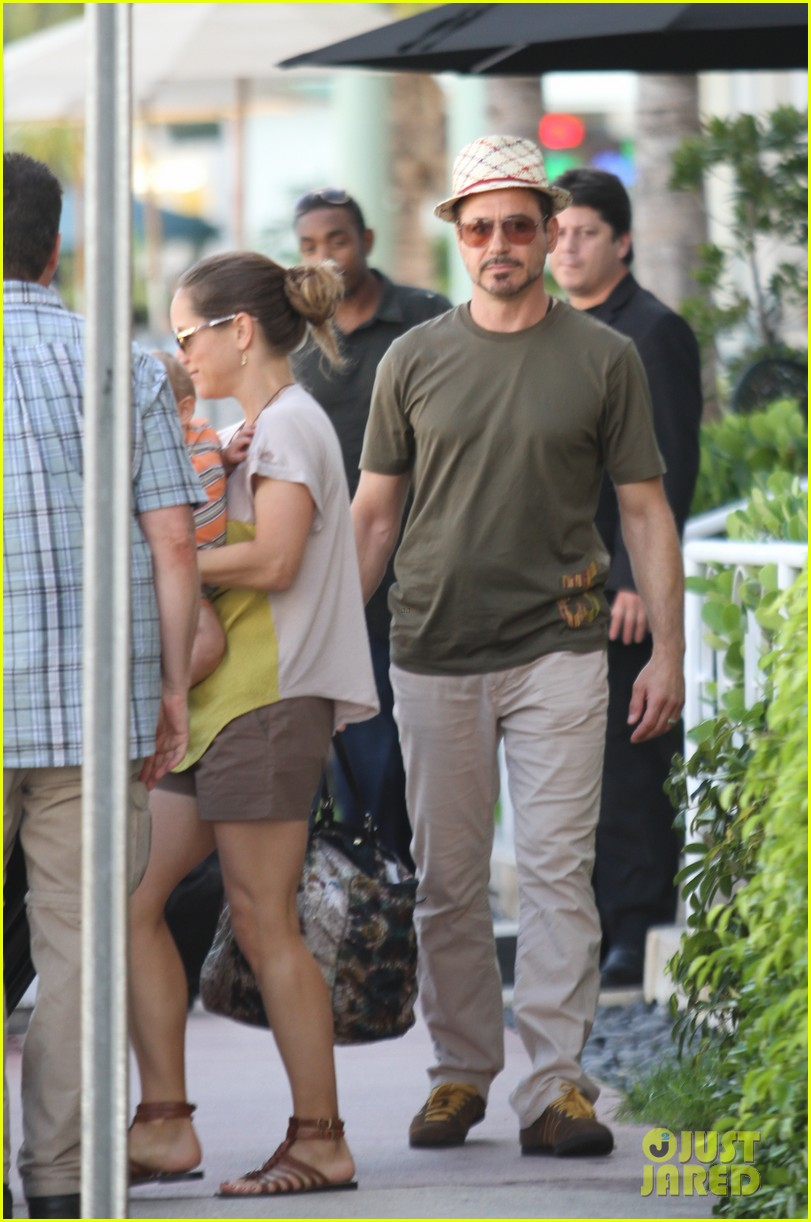 robert downey jr family outing susan and exton 052733547