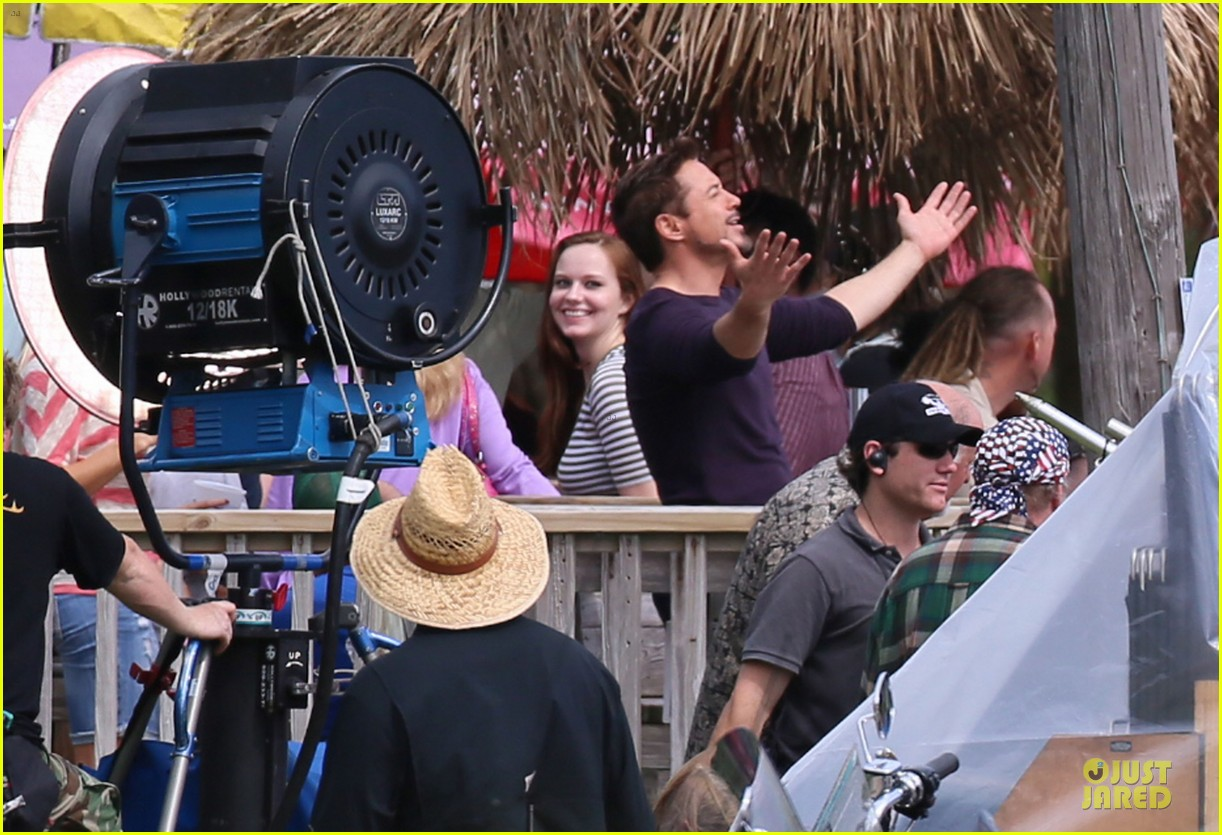 robert downey jr iron man set 08