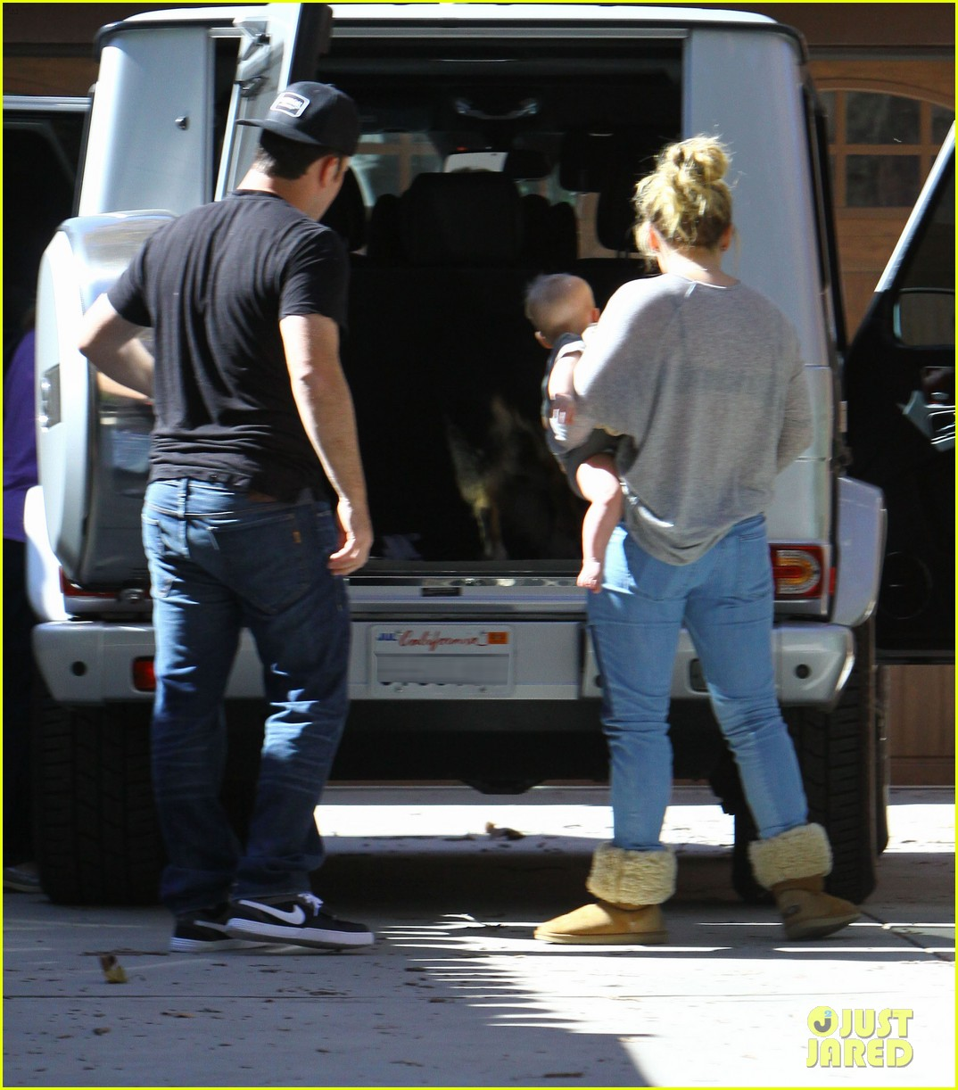hilary duff mike comrie luca food shopping 032747016