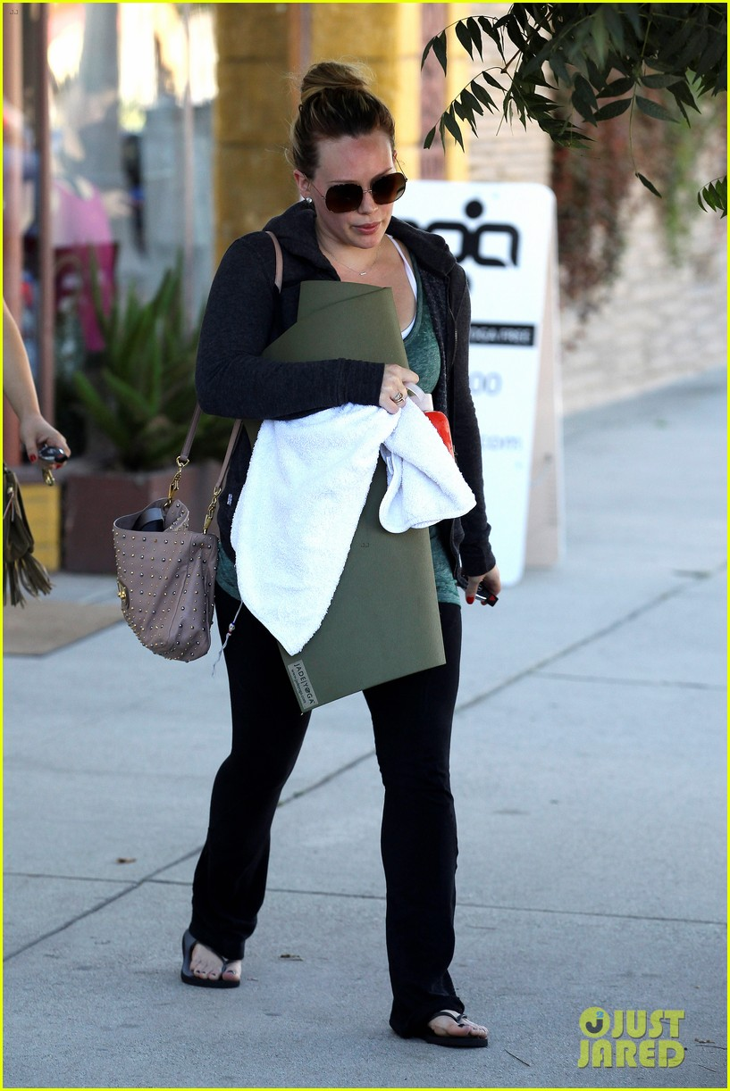 hilary duff mike comrie luca food shopping 082747021