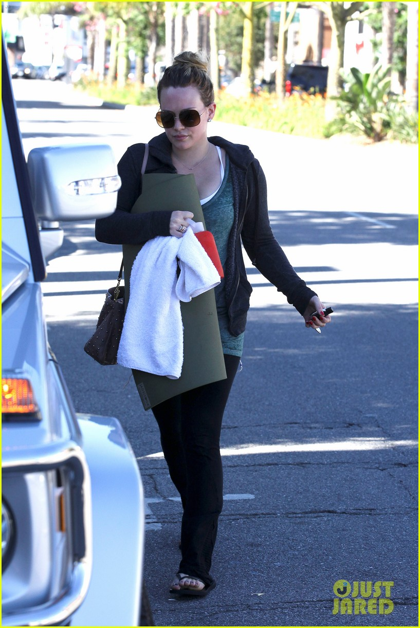 hilary duff mike comrie luca food shopping 112747024