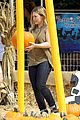 hilary duff mike comrie lucas first mr bones pumpkin patch 10