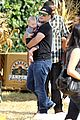 hilary duff mike comrie lucas first mr bones pumpkin patch 12
