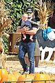 hilary duff mike comrie lucas first mr bones pumpkin patch 21