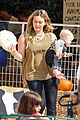 hilary duff mike comrie lucas first mr bones pumpkin patch 22