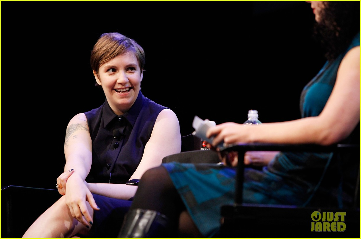 lena dunham sells book for 3 million 112734891